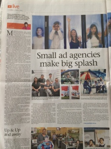 Small Agencies Make A Big Splash