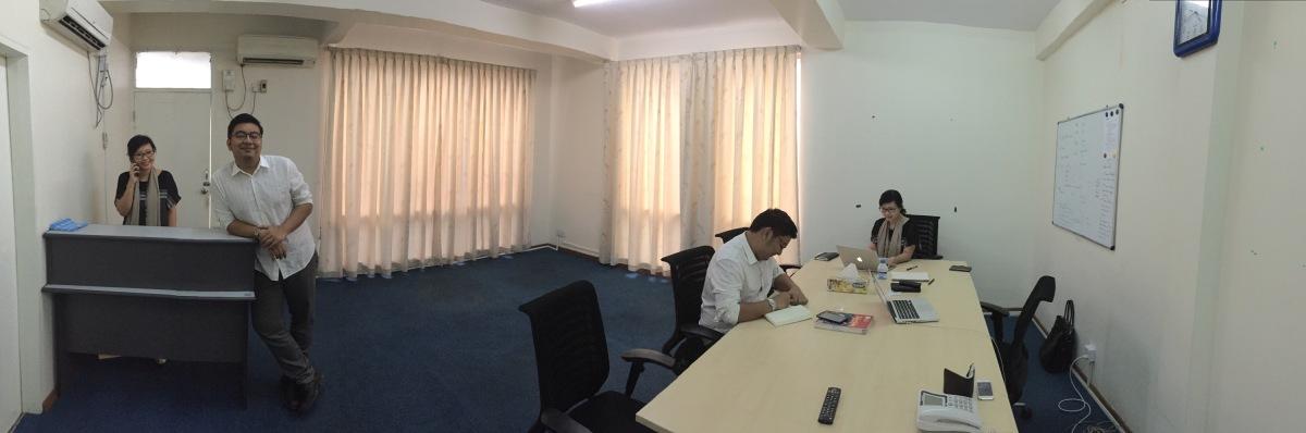 Blak Labs opens for business in Yangon,Myanmar